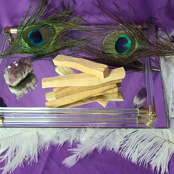 4 Palo Santo sticks (Holy wood)